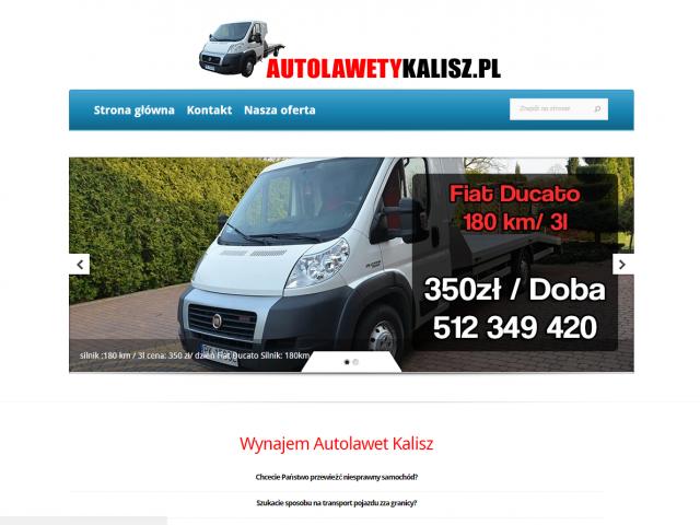 AutolawetyKalisz.pl