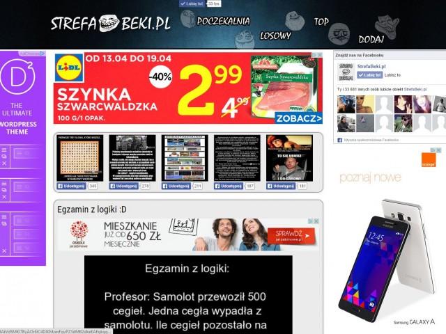 StrefaBeki.pl